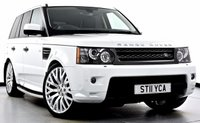 USED 2011 11 LAND ROVER RANGE ROVER SPORT 3.0 TD V6 SE 5dr Auto Immaculate Example, Great Spec