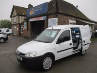 2011 VAUXHALL COMBO Only 29,000 Miles With Air-Con From Thames Water £4295.00