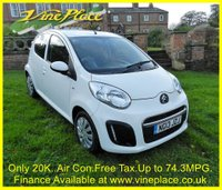 USED 2013 13 CITROEN C1 1.0 VTR 5d 67 BHP +Up to 74MPG+Free Insurance+