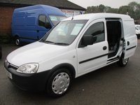 2011 VAUXHALL COMBO Only 24,000 Miles With Air-Con From Thames Water £4295.00