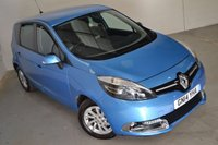 USED 2014 14 RENAULT SCENIC 1.5 DYNAMIQUE TOMTOM DCI EDC 5d AUTO 110 BHP