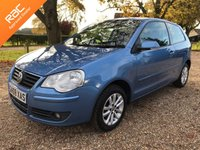 2008 VOLKSWAGEN POLO 1.4 S 3d AUTOMATIC 79 BHP £3250.00