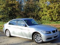 USED 2007 57 BMW 3 SERIES 2.0 318I ES 4d 141 BHP FULL SERVICE HISTORY, 7 SERVICE STAMPS