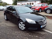 USED 2013 13 VAUXHALL INSIGNIA 2.0 EXCLUSIV CDTI 5d 157 BHP ONE Owner FULL Service History