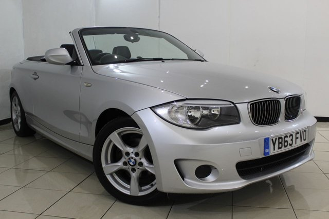 View our 2013 63 BMW 1 SERIES 2.0 118I EXCLUSIVE EDITION 2DR 141 BHP