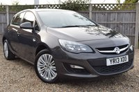 USED 2013 13 VAUXHALL ASTRA 1.4 ENERGY 5d 98 BHP Free 12  month warranty