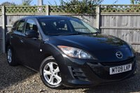 USED 2009 09 MAZDA 3 1.6 TS D 5d 109 BHP Free 12  month warranty