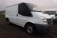 2011 FORD TRANSIT 2.2 260 LR 1d 85 BHP £5195.00
