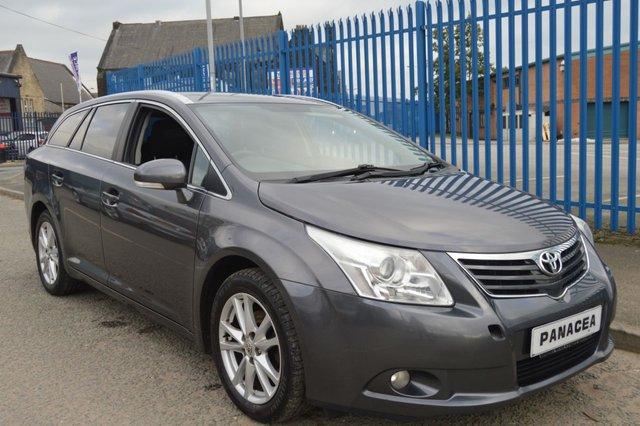 2010 10 TOYOTA AVENSIS 1.8 TR VALVEMATIC 5d 145 BHP