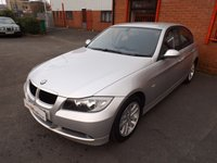 USED 2006 56 BMW 3 SERIES 320D SE 2.0 4d FSH - JUST BEEN SERVICED