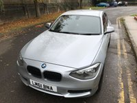 USED 2011 61 BMW 1 SERIES 2.0 116D ES 5d 114 BHP