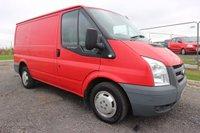 2010 FORD TRANSIT 2.2 280 LR 1d 115 BHP £5595.00