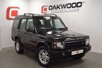 2002 LAND ROVER DISCOVERY 2 2.5 TD5 GS 7 SEATS 5d AUTO 136 BHP £3495.00