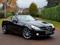 USED 2009 59 MERCEDES-BENZ SLK 1.8 SLK200 KOMPRESSOR 2d AUTO 184 BHP LOW MILES GREAT COLOUR COMBINATION FULL MERCEDES SERVICE HISTORY M-O-T TILL 09-18 ENQUIRE TODAY BEST FINANCE AVAILABLE