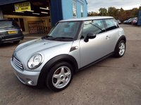 USED 2008 58 MINI HATCH ONE 1.4 ONE 3d 94 BHP SERVICE HISTORY