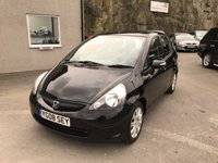 USED 2008 08 HONDA JAZZ 1.3 DSI SE 5d 82 BHP *1 LADY OWNER FROM NEW**F.S.H**5 DOOR**5 SPEED*