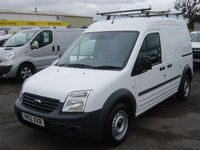USED 2012 12 FORD TRANSIT CONNECT 1.8 T230 HR VDPF 89 BHP LONG WHEELBASE HIGH ROOF VAN