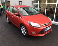 USED 2013 63 FORD FOCUS 1.0 ZETEC NAVIGATOR ECOBOOST 100 BHP THIS VEHICLE IS AT SITE 1 - TO VIEW CALL US ON 01903 892224