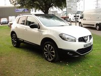 USED 2014 63 NISSAN QASHQAI 1.6 DCI 360 IS 5d 130 BHP ANY PART EXCHANGE WELCOME, COUNTRY WIDE DELIVERY ARRANGED, HUGE SPEC