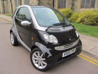 2005 SMART FORTWO 0.7 PASSION SOFTOUCH 2d AUTO 61 BHP £2495.00