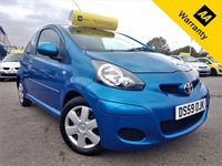 USED 2010 59 TOYOTA AYGO 1.0 BLUE VVT-I 3d 67 BHP! p/x welcome! NEW CLUTCH! 2 OWNERS! 20 TAX! 56K MILES! FULL TOYOTA SRVC HIST! INSURANCE GRP 3! AUX! AIR-CON! BLUETOOTH! NEW MOT! NEW CLUTCH+2OWNERS+£20 TAX+FULL TOYOTA SRVC HIST+56k MILES+AUX+AIR-CON+BLUETOOTH+INSURNCE GRP 3!