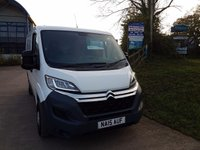 2015 CITROEN RELAY 2.2 30 L1 H1 ENTERPRISE HDI 110 BHP AIR CON NAV ELECTRICS £SOLD