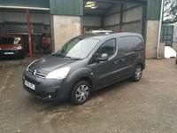 USED 2015 65 CITROEN BERLINGO 1.6 625 ENTERPRISE L1 HDI 1d 75 BHP