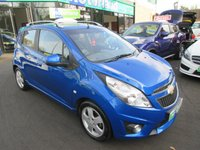 USED 2012 12 CHEVROLET SPARK 1.2 LT 5d 80 BHP JUST ARRIVED PLEASE CALL 01543 379066