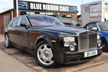 2008 ROLLS-ROYCE PHANTOM 6.7 4dr £94990.00