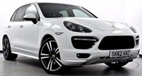 USED 2012 62 PORSCHE CAYENNE 4.8 V8 GTS Tiptronic S AWD 5dr Pan Roof, Black Pack, PCM Nav