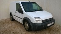 2007 FORD TRANSIT CONNECT