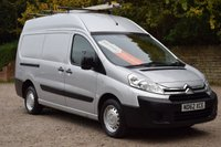 USED 2013 62 CITROEN DISPATCH 2.0 1200 L2H2 HDI  97 BHP