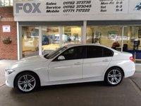 USED 2012 12 BMW 3 SERIES 2.0 320D SE 4d 184 BHP BMW 3 SERIES 2.0 320D SE 4d 184 BHP