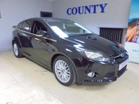 USED 2014 64 FORD FOCUS 1.0 ZETEC 5d 124 BHP * LOW MILES * GREAT SPEC *
