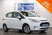2014 FORD B-MAX 1.4 ZETEC CLIMATE 5d 89 BHP £7990.00