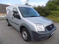 2013 FORD TRANSIT CONNECT 1.8 TDCi T230 LWB High Roof 4dr DPF £5300.00