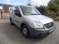 2012 FORD TRANSIT CONNECT 1.8 TDCi T220 SWB Panel Van 4dr DPF £4995.00