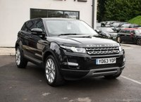 2013 LAND ROVER RANGE ROVER EVOQUE 2.2 SD4 PURE TECH 5d 190 BHP £21890.00