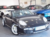 USED 2008 08 PORSCHE BOXSTER 2.7 24V SPORT EDITION 2d 242 BHP +++LTHER+SPORT EDITION+FPSH++
