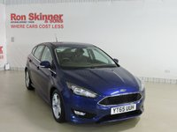 USED 2015 65 FORD FOCUS 1.5 ZETEC S TDCI 5d 118 BHP