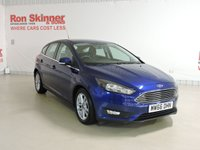USED 2016 66 FORD FOCUS 1.5 ZETEC TDCI 5d 94 BHP