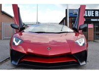 USED 2015 54 LAMBORGHINI AVENTADOR 6.5 1d LP 750-4 SV SUPERVELOCE 1 OF 600 VAT QUALIFYING SV