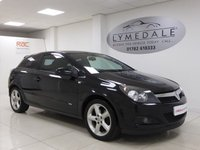 USED 2007 07 VAUXHALL ASTRA 1.8 SRI 16V E4 COUPE 140 BHP Great Car, Outstanding Value, MOT Until 22.10.18