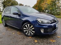 USED 2011 11 VOLKSWAGEN GOLF 2.0 GTD TDI 5d 170 BHP 2 FORMER KEEPERS
