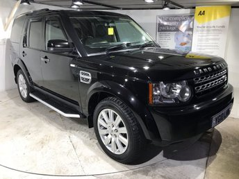 2010 LAND ROVER DISCOVERY 3.0 4 TDV6 GS 5d AUTO 245 BHP £15490.00