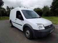2008 FORD TRANSIT CONNECT 1.8 TDCi T230 LWB L High Roof 4dr £3995.00