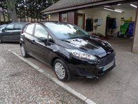 USED 2014 64 FORD FIESTA 1.6 STYLE ECONETIC TDCI 5d 94 BHP 1 OWNER FROM NEW, FULL DEALER SERVICE HISTORY, 2 KEYS, ZERO ROAD TAX