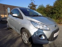 2010 FORD KA 1.2 Style + 3dr £3000.00