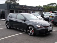 USED 2015 15 VOLKSWAGEN GOLF 2.0 GTI PERFORMANCE 5d 227 BHP
