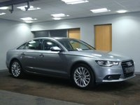 "USED 2011 61 AUDI A6 2.0 TDI SE 4d 175 BHP 19"" ALLOYS"